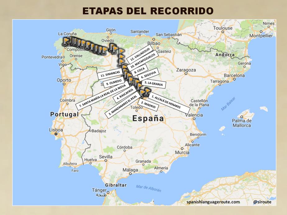 TRAILER PRINCIPAL CURSO ONLINE DE ESPAÑOL SPANISH LANGUAGE ROUTE(SLRoute)